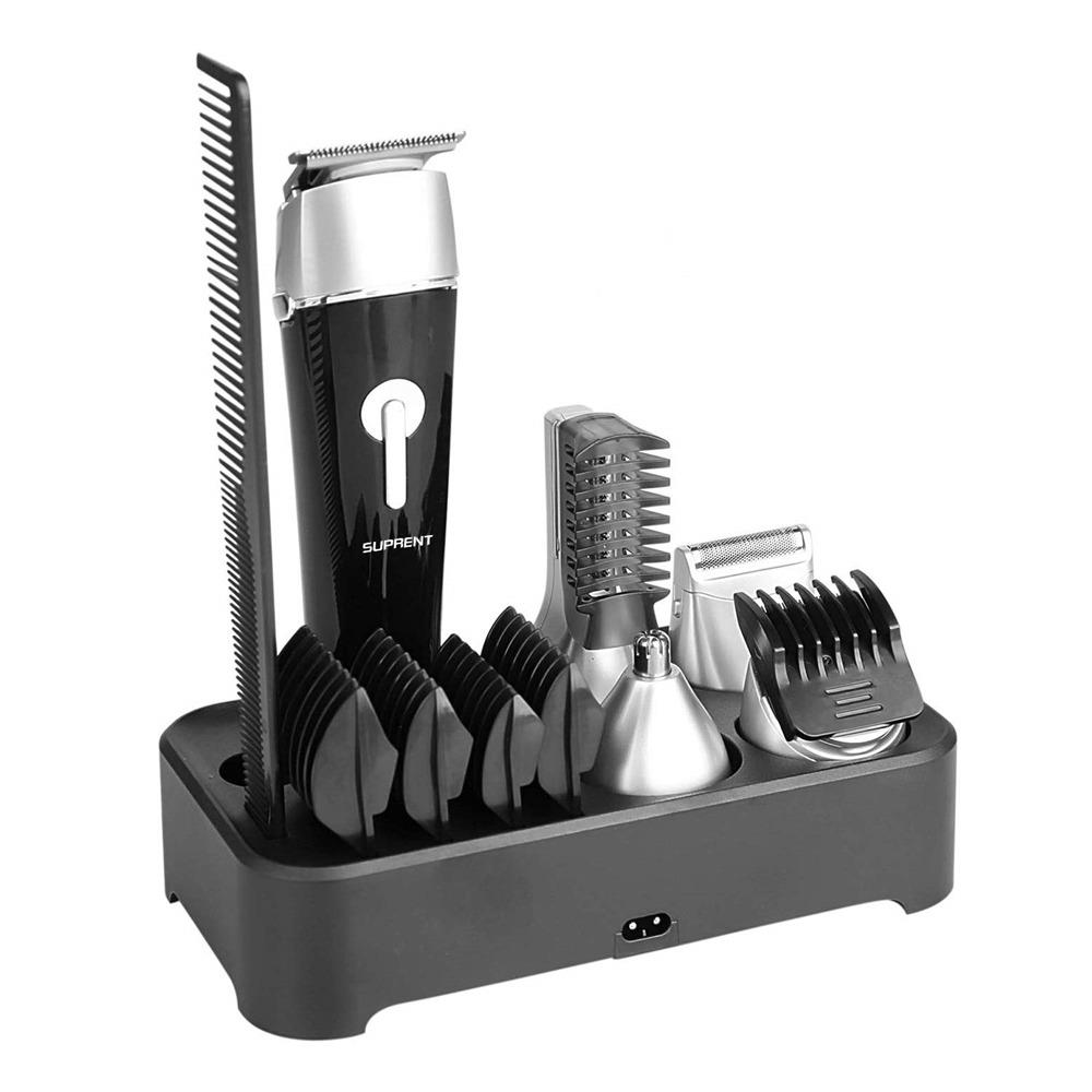 5 In 1 Multi-Functional Groomer Kit Beard Trimmer, Hair Trimmer & Nose Hair Trimmer