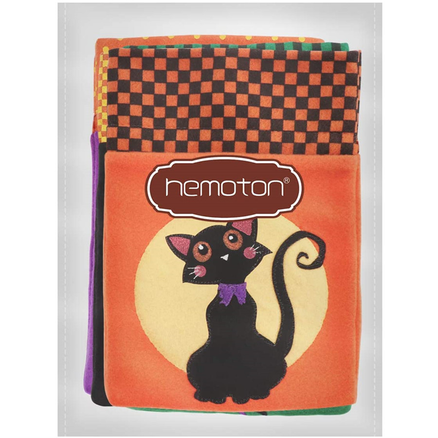 Candy Drawstring Bags Halloween Treat Bags Goody Bags for Themed Parties and Trick or Treating 8PCS