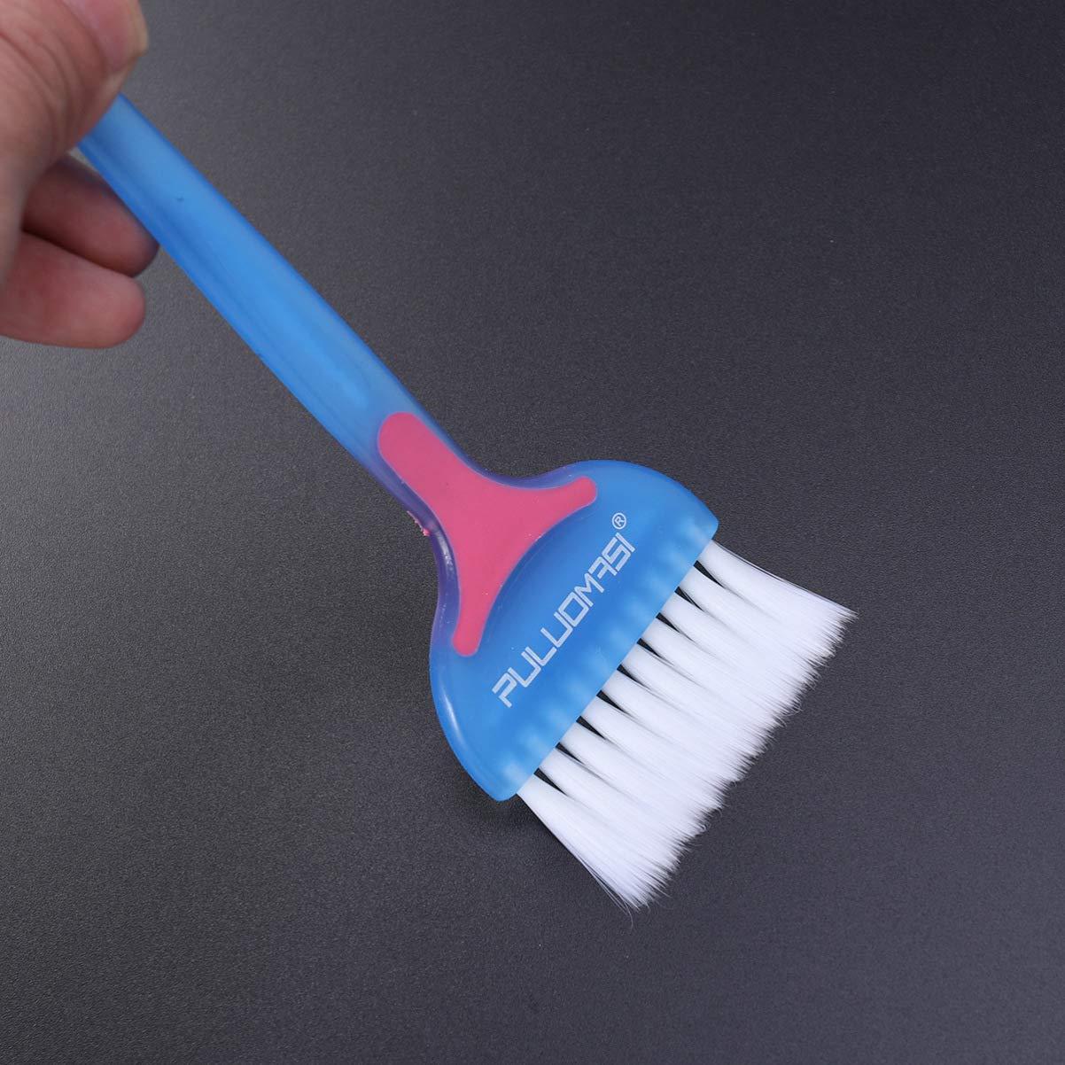 Hair Color Comb Hair dye Brush Hair Color Brush Balayage Brush For Hair Tint Dying Coloring Applicator, 2 Pcs