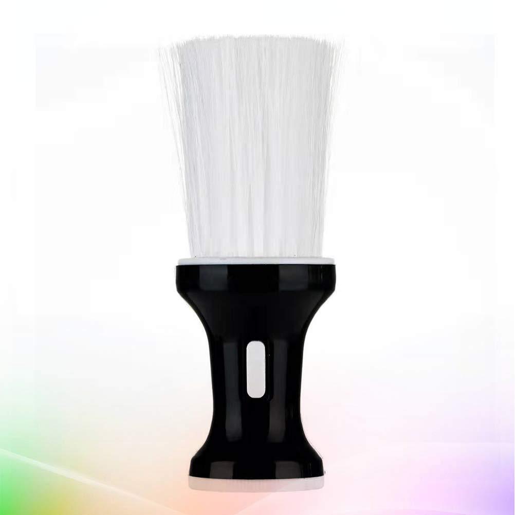 Barber Brush Soft Hairdressing Hair Brush Neck Duster Hair Cutting Cleaning Brush Salon Tools