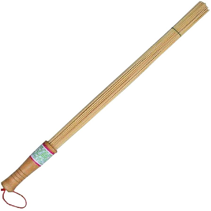 Bamboo Massage Tools Acupoint Massager Fitness Back Meridian Knocker for Relieving Fatigue Relaxation