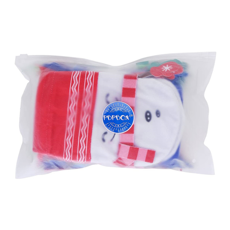 Christmas Drawstring Gift Bags for Party Favors and Decoration Christmas Drawstring Candy Bags 12PCS