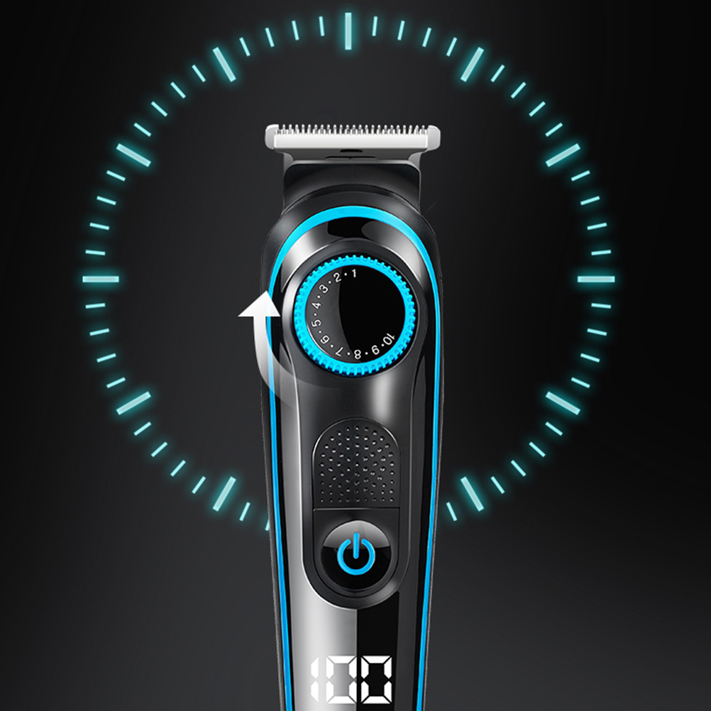 1 Set of Hair Clippers Hair Trimmer Hair Cutter Electric Hair Clipper Professional Hair Clipper for Barber Home Use