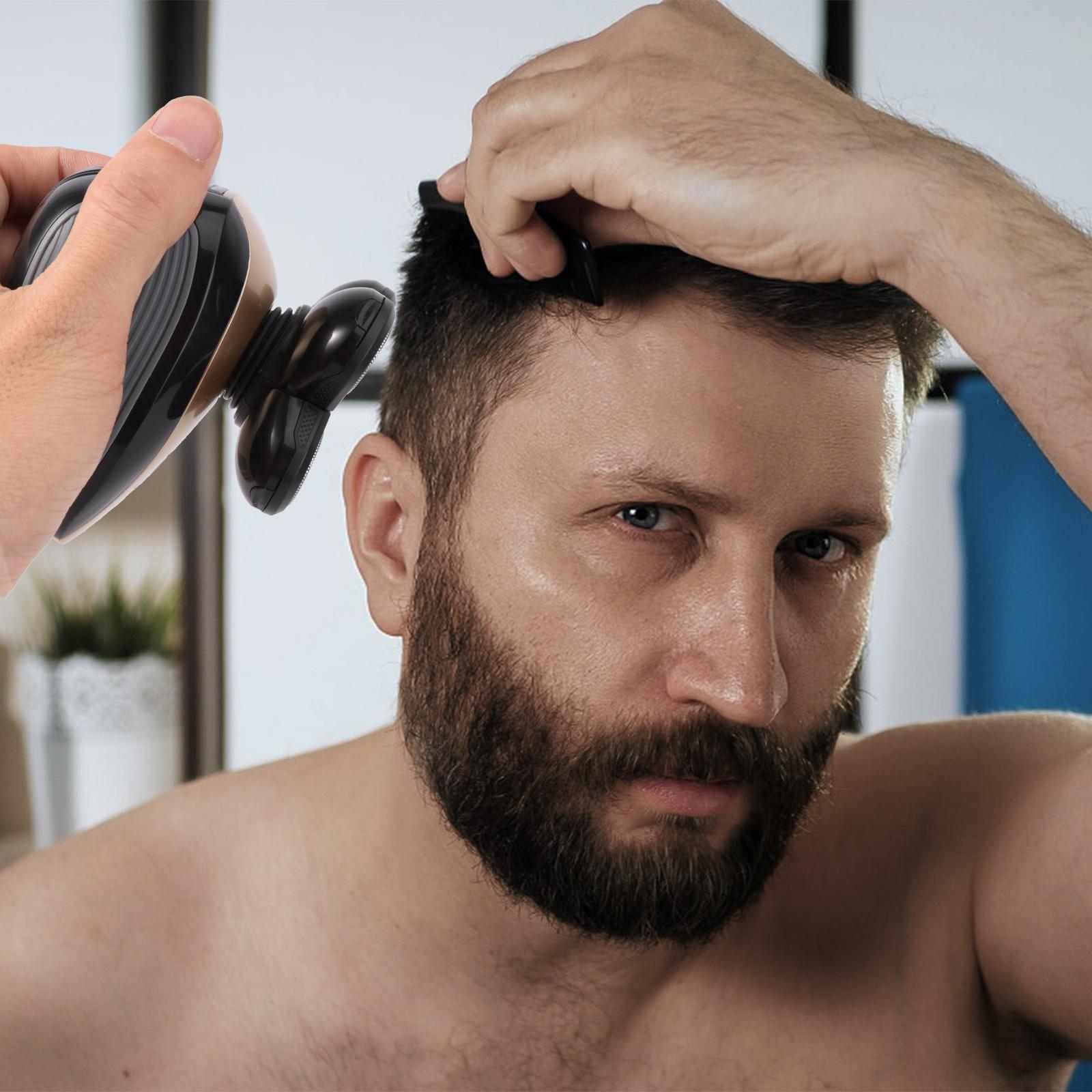 TEHAUX Shaved Head Hair Clipper Male Electric Hair Clippers Adult Razor
