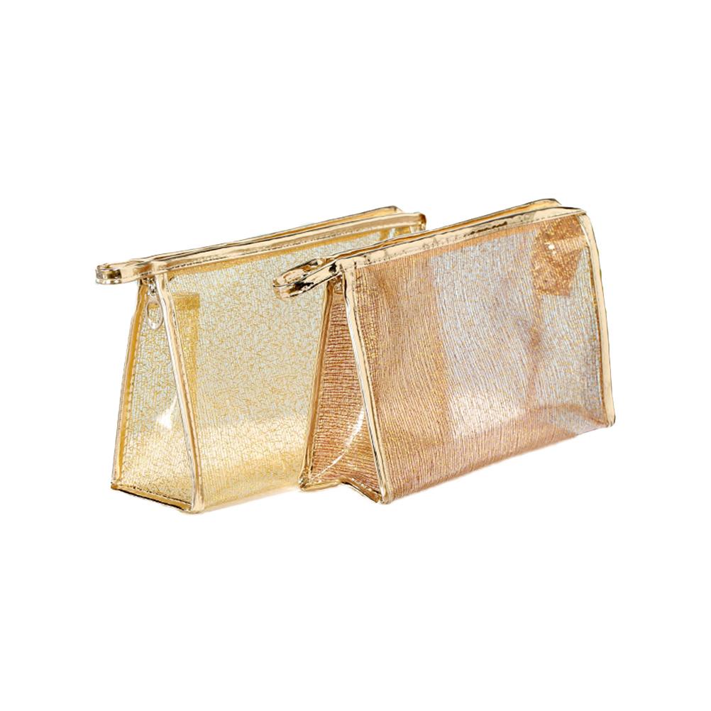 Transparent Makeup Bags Fashion Storage Bag 3pcs