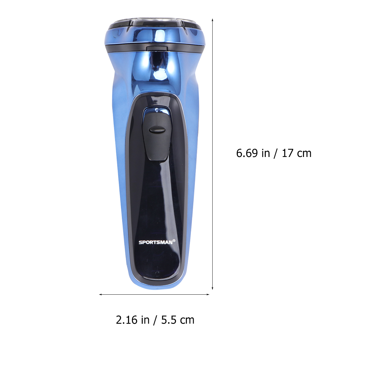 Type-c Charging Cable USB Shaver Prcatical Triple Head Washable Razor Groomer Beard Trimmer For Men