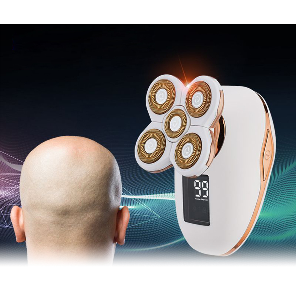 Electric Razor Bald Head Shaver Hair Clippers Cordless Hair Clippers