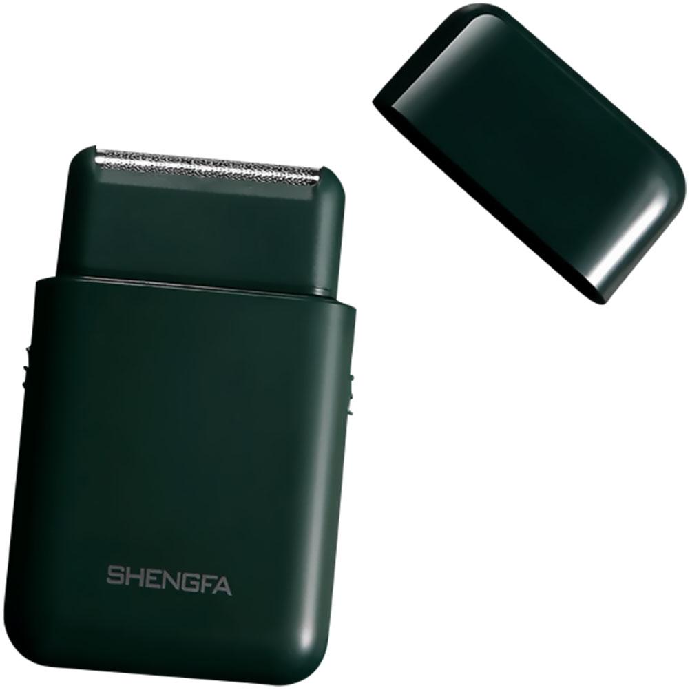 1 set of Electric Shaver for Men Rechargeable Beard Trimmer Portable Mini Beard scraper